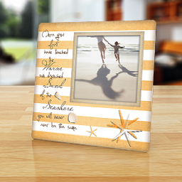 nautical photo frame 14