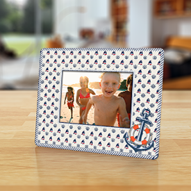 nautical photo frame 17