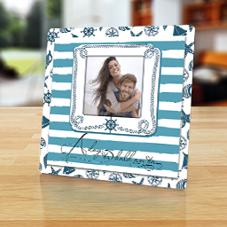 nautical photo frame 22