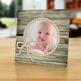 nautical photo frame 3