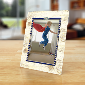 nautical photo frame 7