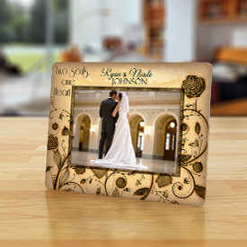 wedding photo frame 522
