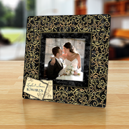 wedding photo frame 543